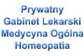 Prywatny Gabinet Lekarski Medycyna Ogólna i Homeopatia Ignaczewski Tomasz